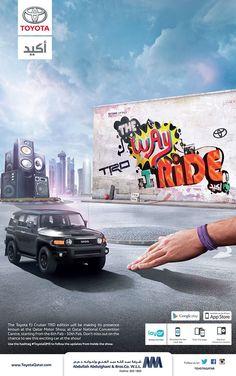 Toyota - The way I ride
