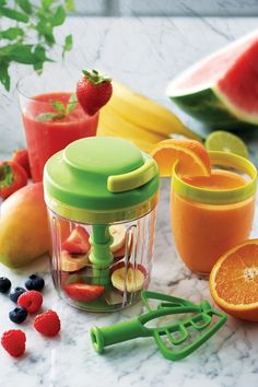 It's the first day of summer for many of our friends. Fresh fruit smoothies are great for enjoying the season. www.rballeras.my2.tupprware.com