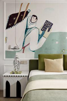 Closet Bedroom, Kids Bedroom, Boys Room Design, Kids Play Area, Kid Spaces, Model Homes, Beautiful Interiors, Innovation Design, Girl Room