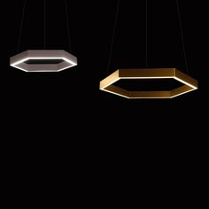 Newly available in golden brass, Hex continues to cast its spell. With an intriguing hexagonal shape, the fixture emits a warm linear glow from the LED light source that is recessed and diffused. A clear matte lacquer protects the hand-brushed brass finish electroplated over aluminum. It's the kind of offhand elegance that marks New Zealand's Resident, the design firm that's making waves far beyond its origins Down Under.