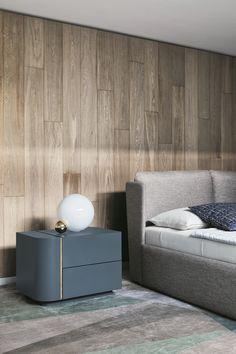 Descarregue o catálogo e solicite preços de Dimitri By meridiani, mesa-de-cabeceira design Andrea Parisio, Coleção edition 2016 shine