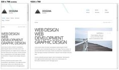 20 Free Responsive HTML & CSS Templates