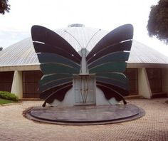 Butterfly park, Bangalore, India, Asia