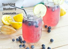 Splash Into Summer with 14 Refreshing Lemonade Twists