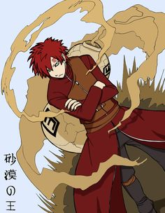 Gaara of the Sexy by SugarCoatedLollipops on DeviantArt