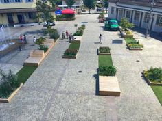 Place, Sidewalk, Dry Garden, Earth, Side Walkway, Walkway, Walkways, Pavement