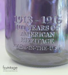 Soy Candles, Wine Glass, Mason Jars, Tableware, Handmade, Vintage, Dinnerware, Hand Made, Tablewares