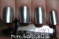 All these swatches show two coats, with no base coat or top.  You could get away with one careful thicker coat, but two thin coats worked be...