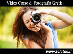 Video corso di fotografia gratis