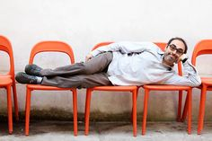 Gary Shteyngart, America's beloved writer from Russia, talks to RBTH (a little) about life as an émigré writer.