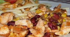Empanadas, Pho, Fruit Salad, Minden, Curry, Meat, Chicken, Ethnic Recipes, Drink