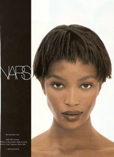 flawless and creamy! vintage nars!