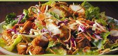 Applebee's Oriental Chicken Salad Recipe from http://www.recipesecrets.net/forums/recipe-exchange/286-applebees-oriental-salad-recipe.html