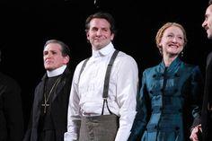 "Bradley Cooper ""The Elephant Man"" Broadway Opening Night - Curtain Call"