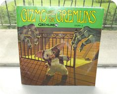 Vintage 80s Gizmo and the Gremlins Read Along by IntrigueU4Ever