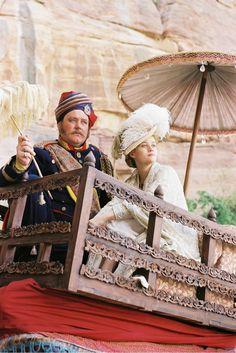 Tony Maudsley as Joseph Sedley, Reese Witherspoon as Becky Sharp // Vanity Fair (2004)
