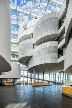 Barco Campus One HQ - Jaspers-Eyers Architects - Photography by Klaas Verdru