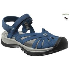New in Box Women/'s HI-TEC Galicia Sandals Size 5 Great for back to school