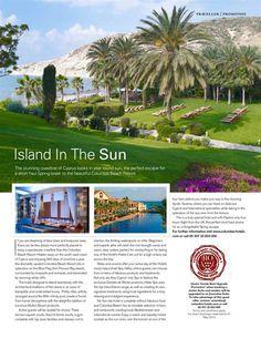 Media | Cyprus Luxury Hotel Resort | Cyprus Luxury Hotels