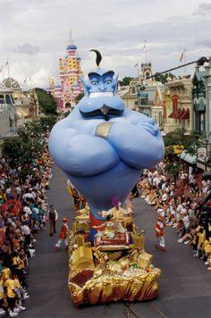 Step in Time: A Look Back at the 'Remember the Magic' Parade at Magic Kingdom Park 1996 tami@goseemickey.com