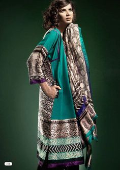 Pakistani fashion, salwar kameez
