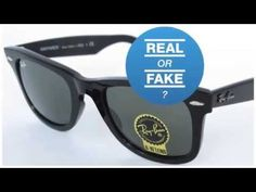 e3fb1c21ad A short video on how to identify genuine Ray-Ban Wayfarers by youVerify  Sunglasses Online