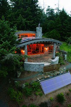 Solar Home Coos Bay, Oregon