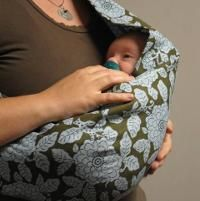 30 Minute Baby Sling PDF Pattern  - via @Craftsy  ***Something to sew for baby Charleston Ashley***