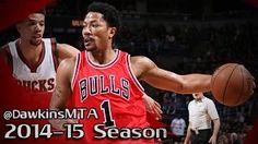 788b4e6c55e3 derrick rose smile - YouTube