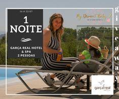 Passatempo: Ganhe uma Noite no Garça Real Hotel & Spa
