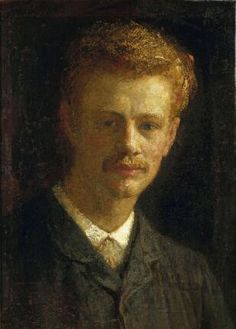 Portrait of Dr. H.J. (Hein) Boeken by Jan Veth