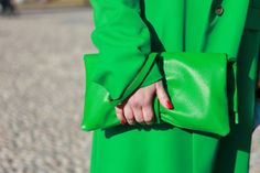 GREEN!  Photo: Victoria Adamson