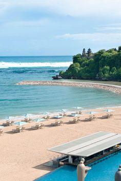 Nusa Dua is an enclave of high-end beach resorts, home to three popular surf spots. Mulia Resort (Nusa Dua, Indonesia) -Jetsetter