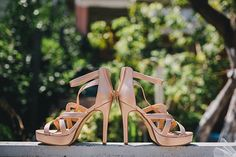 Gorgeous romantic peach and white wedding in Corfu - Chic & Stylish Weddings Gorgeous romantic peach and white wedding in Corfu - Chic & Stylish Weddings Full Gown, Types Of Gowns, Traditional Gowns, Designer Wedding Shoes, Bridal Skirts, Bridal Cape, Wedding Dress Trends, Bridal Fashion Week, Gowns With Sleeves