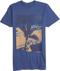 ALTRU COLORED PALMS SS TEE > Mens > Clothing > Tees Short Sleeve   Swell.com
