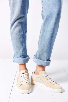 puma sneaker suede classic womens sneakers