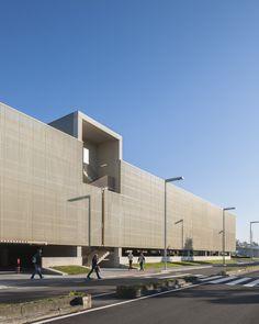 Galería de Edificio de Aparcamientos / JAAM sociedad de arquitectura - 8