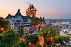 With its four centuries of French heritage and irresistible 'walled city' charm, Québec City is among North America's most unique and appealing destinations. Divided into Upper and Lower Towns, its scenic historic core offers plenty of variety, yet remains compact enough to explore within 48 hours.