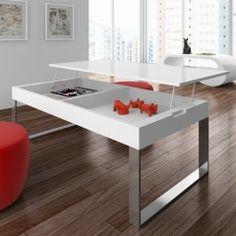MESA CENTRO ELEVABLE | mobles rossi