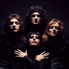 rock album cover pics   Mick Rock 'Queen II Album Cover, London' 1974 :: Beth Schiffer ...