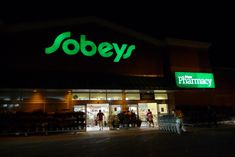 Sobeys Sobeys, the second largest food retailer in Canada has released a report that the company removing romaine lettuce temporarily from their stores over Canada. Canadian public health agency advising to people that doesn't take romaine lettuce products. While, researchers investigate an E. c...