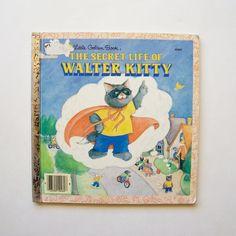 A Big Little Golden Book The Secret Life by MyForgottenTreasures, $4.00