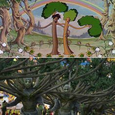 Pin for Later: Does the World Cup Opening Ceremony Remind You of a Disney Cartoon?