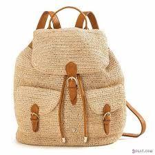 Resultado de imagem para designer handbags crochet