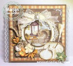 Marianne Design Blog: Leaf Doily