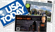 USA Today features MonaVie RVLution
