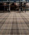 Fabrix™ Tartan Tile x Adhesive Tiles, Underfloor Heating, Lounge Ideas, Tartan, Living Spaces, Indoor, Interior, Salon Ideas, Plaid