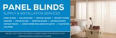 At My Home Blinds and Curtains, we provide a wide range of custom blinds and shutters show in our suitable, centrally located in Melbourne.
