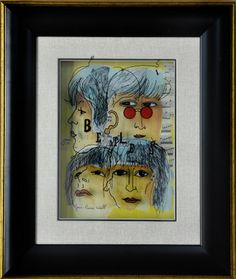 Fab Four – Fusion Art Glass Online Store