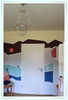 Kreative Wandgestaltung In Rosa | Kids Bedroom Ideas | Pinterest |  Decorating, Bedrooms And Walls